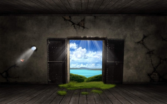 HD-Creative-fantasy-door-wallpapers-background-1680x1050